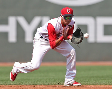 Lowell Spinners, July 13, 2014