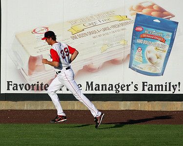 Lowell Spinners, July 17, 2008