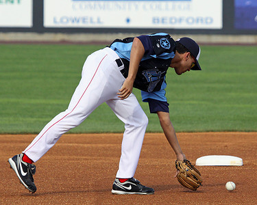 Lowell Spinners, July 18, 2009