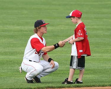 Lowell Spinners, July 5, 2008