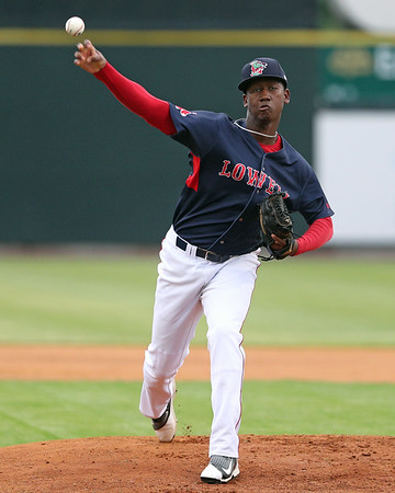 Lowell Spinners, June 14, 2018