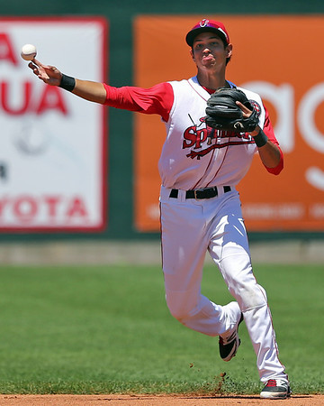 Lowell Spinners, June 15, 2014