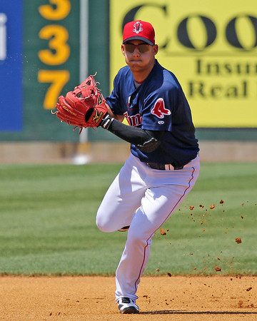 Lowell Spinners, June 24, 2012