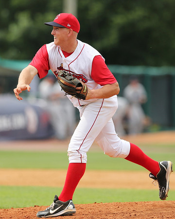 Lowell Spinners, June 30, 2013