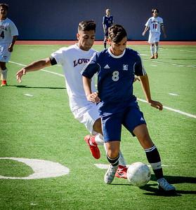 Lowell vs. Medford HS Soccer