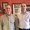Co-owners of Cavaleiro's, brothers, Mike and Manny Cavaleiro of Tewksbury
