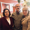 From left, Maria Cunha of Lowell, and John and Filomena Mello of Dracut