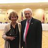 Lowell Mayor William J. Samaras and wife Joyce