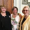 From left, Irene Goranitis of Boston, City Councilor Rita Mercier of Lowell and Matina Psyhogeos of Weston