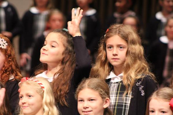Lower School Christmas Concert (12.18.17)