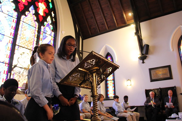 Lower School Closing Ceremony  - June 9, 2016