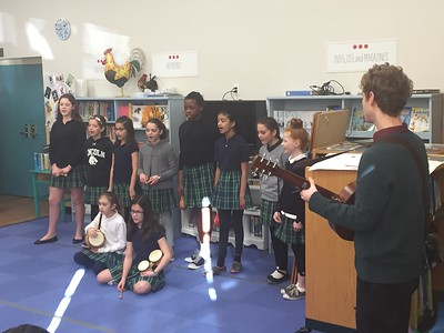 Lower School Language Fair 2017