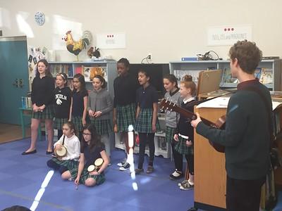 Lower School Language Fair 2017