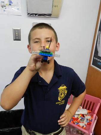Lego Robotics 9/15