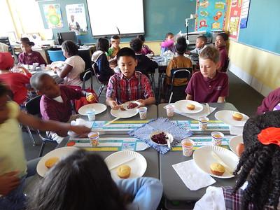 3rd Grade - Pioneer Day