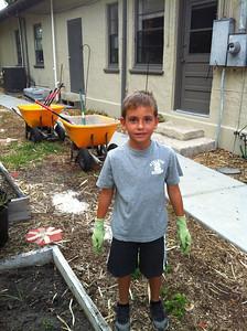 Ryan the Gardener