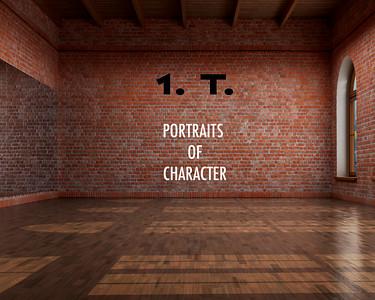 Portraits of Character