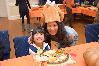 Grade 1 Thanksgiving Feast