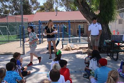 4th Grade Fitness Awards