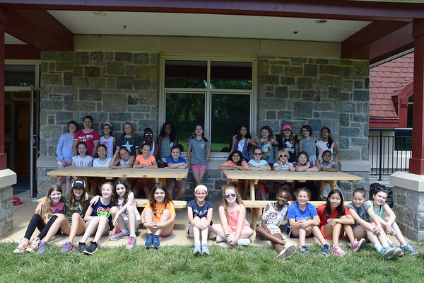 Grade 5 Legacy Picnic Tables