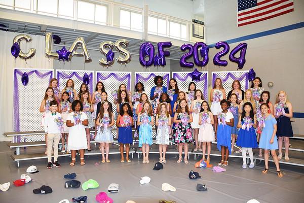 Grade 5 Moving Up Ceremony 2017