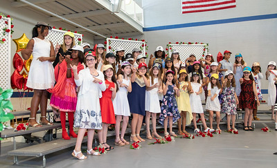 JUNE 5, 2019 - BRYN MAWR, PA -- Baldwin School Class of 2026 Moving-Up Ceremony Wednesday, June 5, 2019.  PHOTOS ©2019 Jay Gorodetzer -- Jay Gorodetzer Photography, www.JayGorodetzer.com