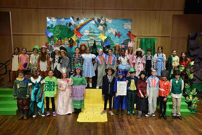 Grade 5 Play: Wizard of Oz