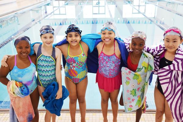 Grades 3-5 Swim Meets 2018