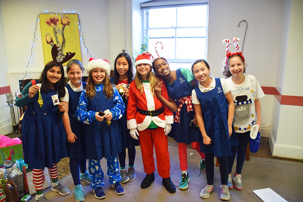 Holidays at Baldwin 2017