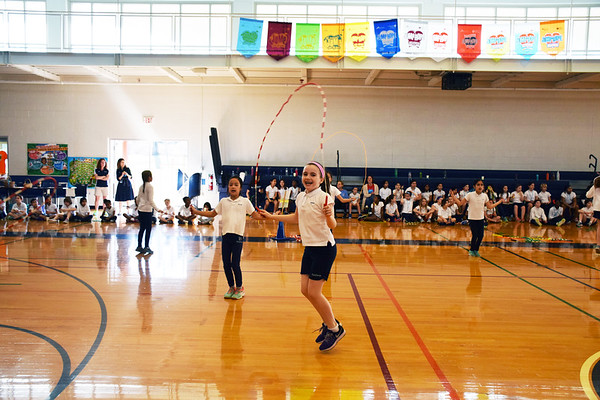 Jump Rope for the Heart 2017