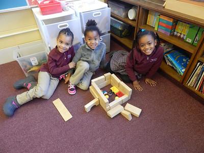Kindergarten - April