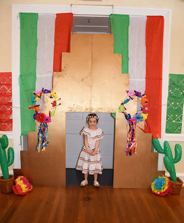 Kindergarten Mexican Fiesta 2017