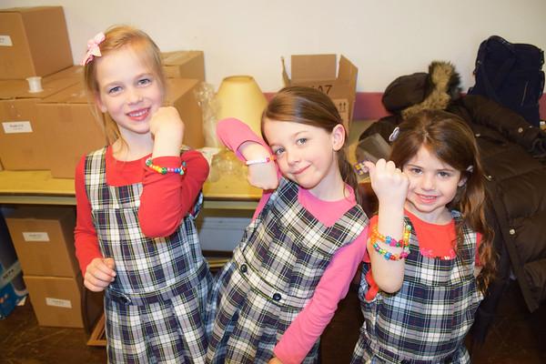 Kindergarten Valentine's Day Party