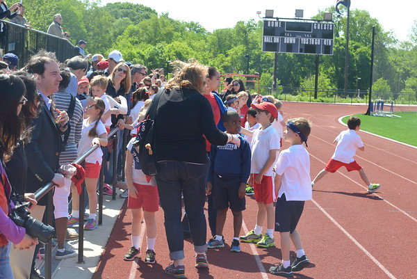 Lower School Field Day 2015