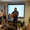 Mr. Craig Newberger sings The Backwards Birthday Song