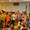 1st Grade sings Piece of Jungle