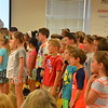 2nd Grade sings The Earth is Our Mother