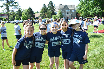 Lower School Field Days 2017