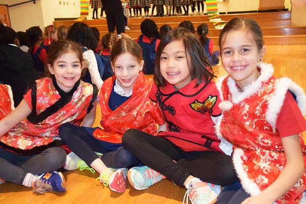 Lower School Lunar New Year Asembly