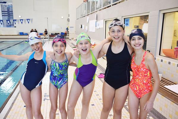 Lower School Swim Meets 2016