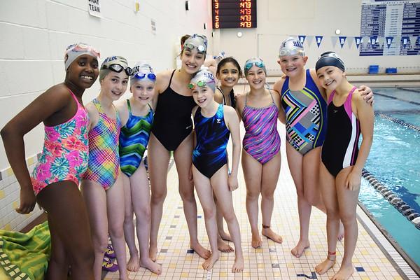 Lower School Swim Meets 2017