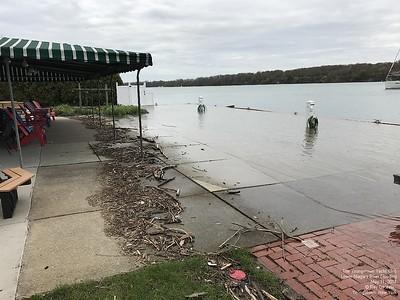 Niagara Flooding 2017:  Youngstown Yacht Club