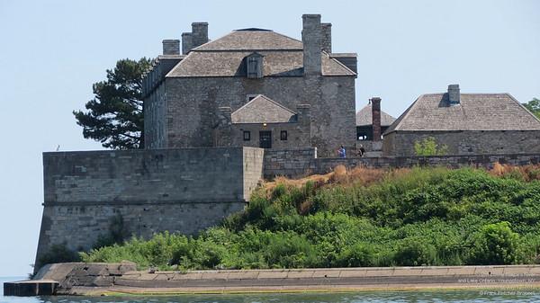 Fort Niagara Lower Niagara River