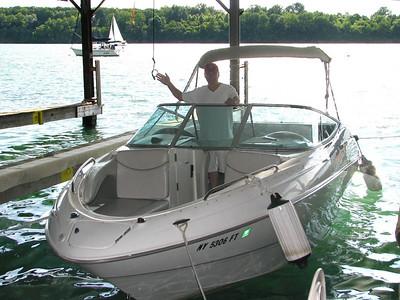Youngstown Marina, Yacht, 2009-11