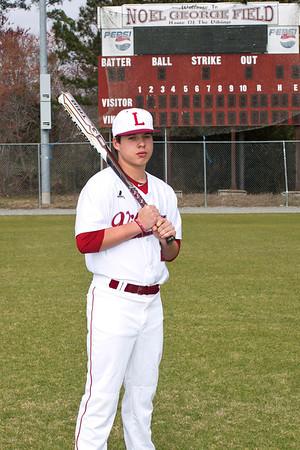 2015 Varsity Baseball