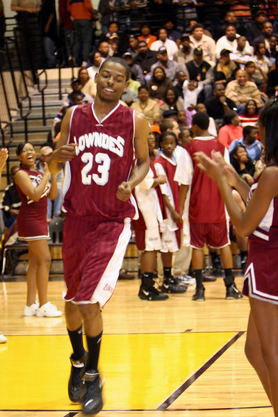 2007 Lowndes Vikings vs Valdosta Wildcats I