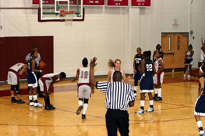 Lowndes High Vikettes vs Redan (State Playoffs)