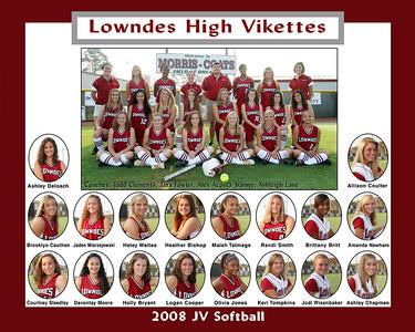 2008 Lowndes High JV