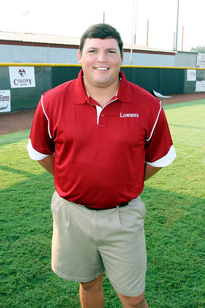 Coach Todd Clements