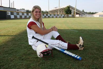 2009 Vikette Softball